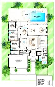 modern house plans with courtyards in the middle courtyard 1