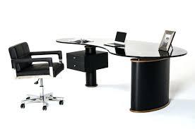 Walnut Home Office Desk Breathtaking Modern Black And Walnut Office Desk Modern Office