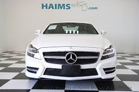 2014 mercedes cl class 2014 used mercedes cls at haims motors serving fort