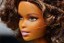 free photo barbie doll face doll face free image pixabay