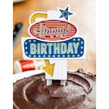 happy birthday cake topper happy birthday cake topper bonjour fête