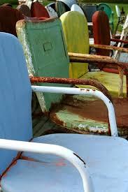 Vintage Patio Furniture Metal by Vintage Metal Patio Chairs Home Pinterest Metal Patio Chairs