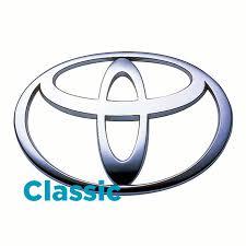 classic toyota logo home pearlwind