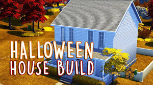 let u0027s build the sims 4 halloween build michael myers u0027 house