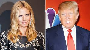 Trump Presidential Makeover by Heidi Klum Responds To Trump U0027s Sexist Attack Youtube