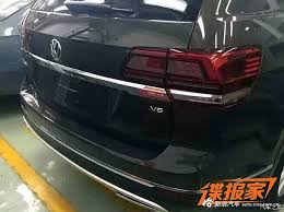 volkswagen atlas black official vw atlas germancarforum