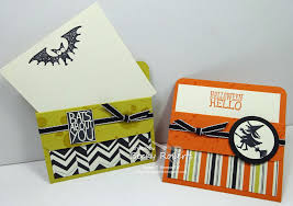halloween grosgrain ribbon inking idaho matchbook halloween cards