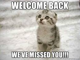 Welcome Home Meme - 35 very best welcome back pictures and photos