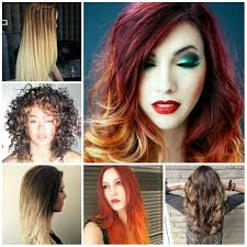 Red Hair Color With Highlights Pictures Best Balayage Highlights And Ombre Hair Color Organic Haircolor