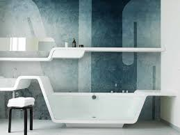 wallpapered bathrooms ideas patterns powder room and bath gorgeous bathroom wall paper