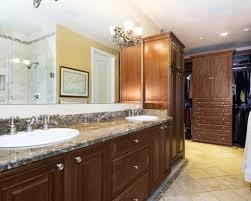 Houzz Bathroom Design Bathroom With Closet Design Closet Bathroom Design For Fine