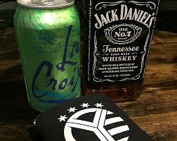 Jack Daniels Flag Jack Daniels Whiskey Riff