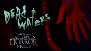halloween horror nights parking dead waters house reveal halloween horror nights 2017 youtube