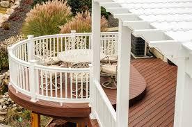 Deck In The Backyard Greater Dayton U0026 Northern Cincinnati Oh Custom Deck Builder