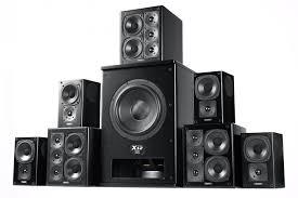 thx home theater mk sound s150 7 1 thx ultra 2 speakers system digital cinema
