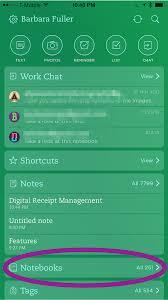 receipts digitally organized simplify days
