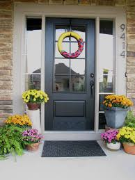 new exterior door glass panel artistic color decor marvelous