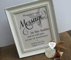 guest sign in book for wedding guest book wedding table sign message in the by recipebox