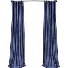 Blue Silk Curtains Dupioni Silk Curtains Dupioni Faux Silk Oyster Curtains Dining