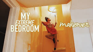 my extreme bedroom makeover transformation girls bedroom tour