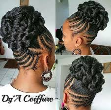 braided pin up hairstyle for black women bad updo for when i get remarried hair styles hair care