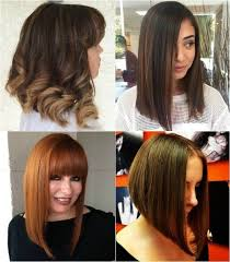 mid length hair cuts longer in front 20 medium layered haircuts for women