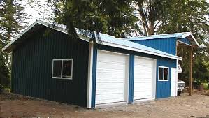 Rv With Car Garage Welcome To Ark Custom Buildings Inc Marysville Wa Garages U0026 Shops
