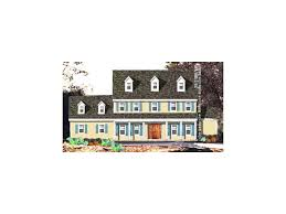 colonial plans honeycomb colonial country home plan 089d 0004 house plans and more