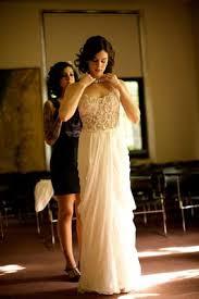 blush bombshell rachel u0027s prom dress on glee smartbrideboutique com