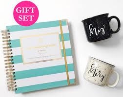 of honor planner book keepsake wedding planner book monogrammed planner wedding