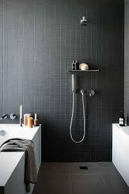 black white and red bathroom decorating ideas bathroom astonishing awesome black and white tile bathroom