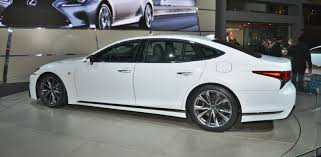 2018 lexus gs 350 redesign 2018 lexus ls500 f sport u2013 air ride active 4ws live nyias
