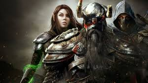the elder scrolls online gets new character creation trailer