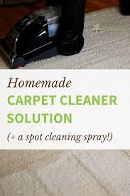 Spot Rug Cleaner Machine Homemade Carpet Cleaner Solution And Spray For Tough Stains