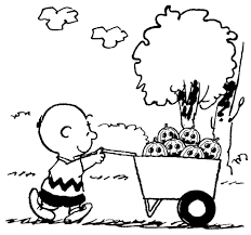 charlie brown spring clipart 78