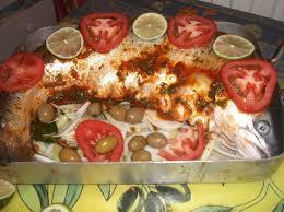 cuisiner un saumon entier saumon entier farci à la marocaine mesaliments com