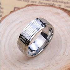 men s rings men s titanium rings ebay
