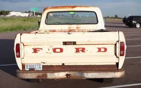 Old Ford Truck Beds For Sale - short bed big block 1967 ford f100