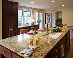 what color cabinets go with granite countertops picking the granite and cabinet combinations