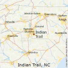 best places to live in indian trail carolina