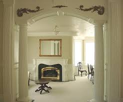 interior columns for homes interior pillars large size of best half walls ideas on wall kitchen