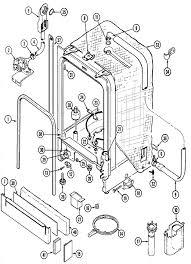 Dishwasher Leaks Water I Have A Maytag Model Mdb9100aww Dishwasher Water Leaks Very