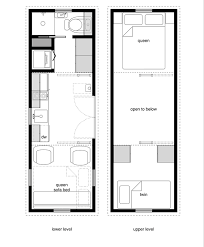 tiny house floor plans luxury calpella cabin 8 16 v1 floor plan tiny mobile tiny house plans 21 best tiny homes images on
