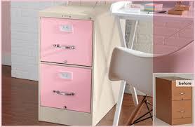 Pink Filing Cabinet Devine Color By Valspar Spray Paint Devine Color