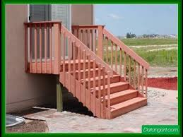 lowes banisters and railings deck stair railing lowes deck stair railing lowes youtube