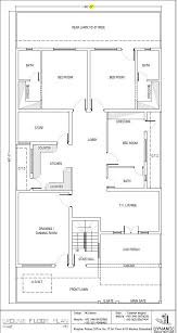 home floor plan drawing house plan drawing 40x80 islamabad design project pinterest