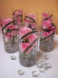martini glass centerpieces 1000 ideas about vase centerpieces on martini glass