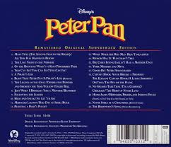Peter Pan S Home by Film Music Site Peter Pan Soundtrack Oliver Wallace Walt