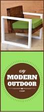 Green Outdoor Chairs Best 25 Modern Outdoor Chairs Ideas On Pinterest Black Wooden