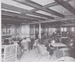 Titanic Second Class Menu by Second Class Diana Overbey